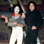Michael Jackson & Marcel Marco, HBO rehearsal