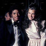 Michael Jackson & Brooke Shields, 1981