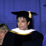 Michael Jackson, United Negro College Fund
