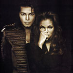 Michael Jackson and Janet Jackson