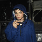 Michael Jackson, Bad tour backstage