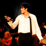 Michael Jackson, MTV 1995 performance
