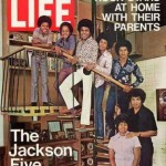 Jackson 5 на обложке журнала Life
