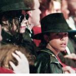 Майкл Джексон и Джордан Чандлер