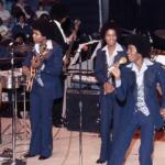 The Jacksons Tour 1977