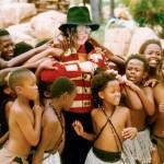 Майкл Джексон самый узнаваемый человек