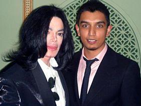 Ужин с Майклом Джексоном