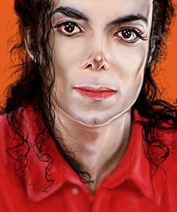 """Портрет Человека"" (рисунок Kelley-Michelle)"