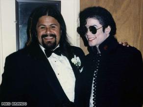 «Майкл, скамейка…» Воспоминания Мико Брандо