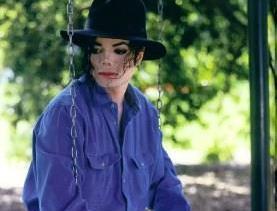 Майкл Джексон, раненый вестник