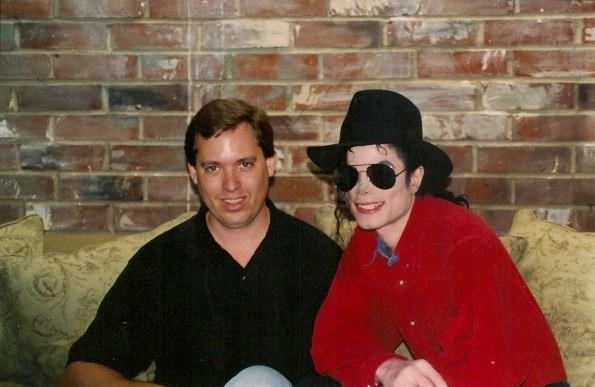 «В студии с Майклом Джексоном» в Санкт-Петербурге