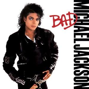 Michael Jackson Bad обложка