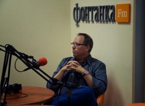Fontanka radio interview