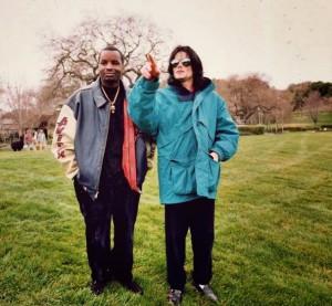 Dr. Freeze и Майкл Джексон