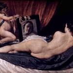 "Веласкес, ""Венера перед зеркалом"""