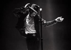 """""""Billie Jean"""" на сцене"""