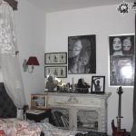 Severine's home