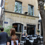 The restaurant where Michael used to eat, Lyon