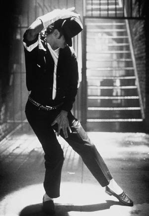 Michael Jackson Black or White dance
