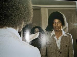 Майкл Джексон, 18 лет