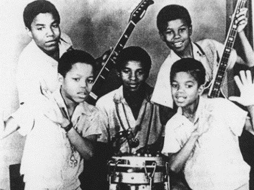 Опубликована первая запись Jackson 5 «Big Boy»