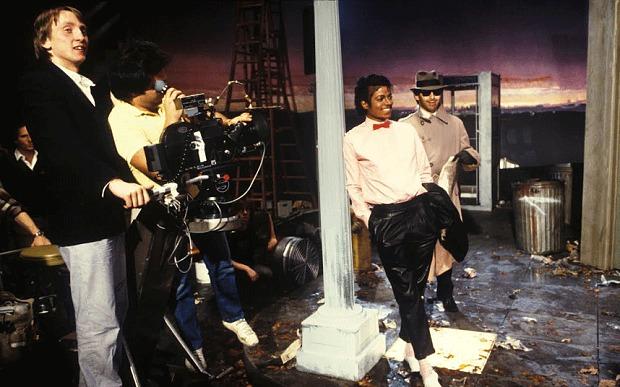 На съемках «Billie Jean»: «Камера буквально запотела»