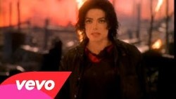 Майкл Джексон клип earth song