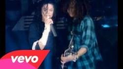 Майкл Джексон клип give in to me