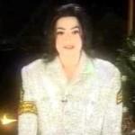 Майкл Джексон рождественское обращение