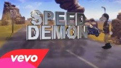 Майкл Джексон клип speed demon