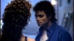 Майкл Джексон клип the way you make me feel