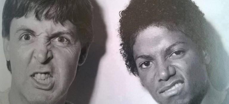 Выпущен ремикс песни Джексона и Маккартни «Say Say Say»