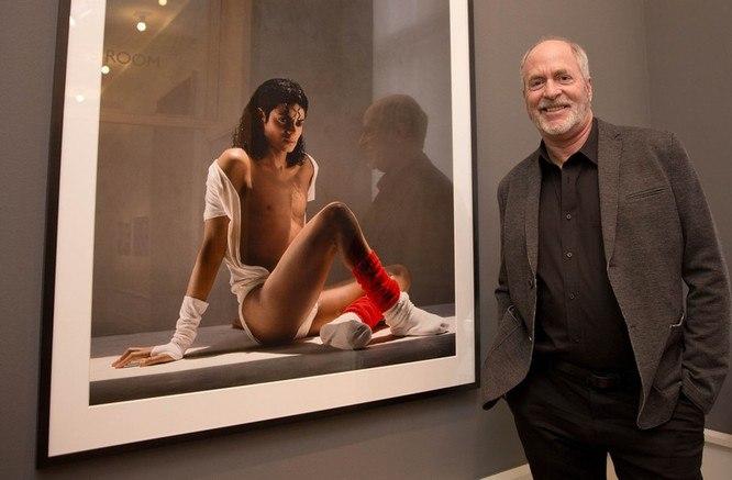 Майкл Джексон обнаженное фото Грег Горман