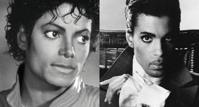 Принц и Майкл Джексон. Конкуренция и революция